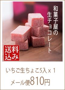 いちご生チョコ5x1