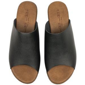 サンダル レディース 日本製 つっかけ 旅行 ウェッジソール 歩きやすい 痛くない 軽量 ミュール 黒 ブラック ブラウン ベージュ ピンク ホワイト 白 5350 S-mart PayPayモール店