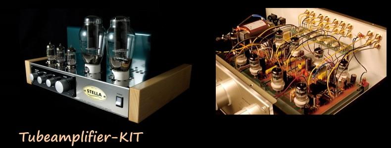 真空管アンプ組立キット各種あります