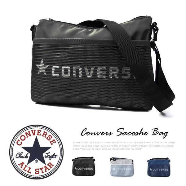 CONVERSE -コンバース- サコッシュ ショルダーバッグ