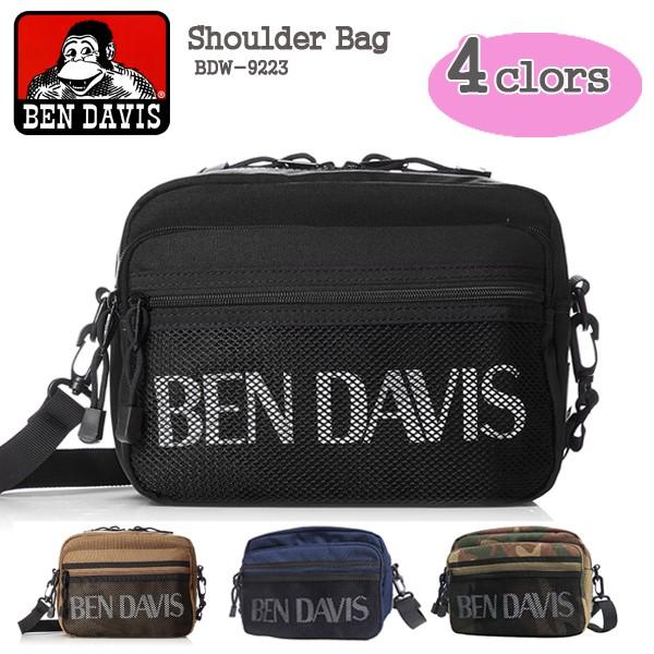 BEN DAVIS -ベンデイビス- ショルダーバッグ マルチトラベル