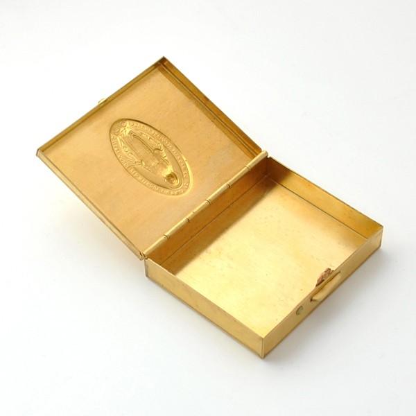 ピルケース アクセサリーケース マリアモチーフ 国産真鍮ケース Mサイズ イメージ写真03