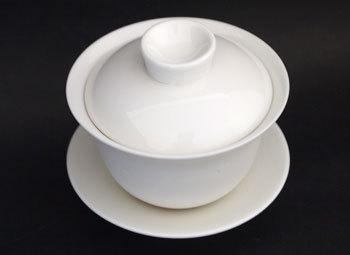 風清堂白磁蓋碗