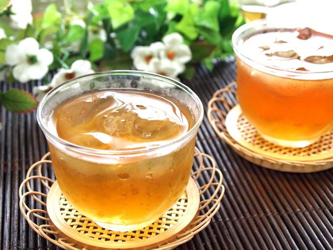 ケルセチン配糖体麦茶