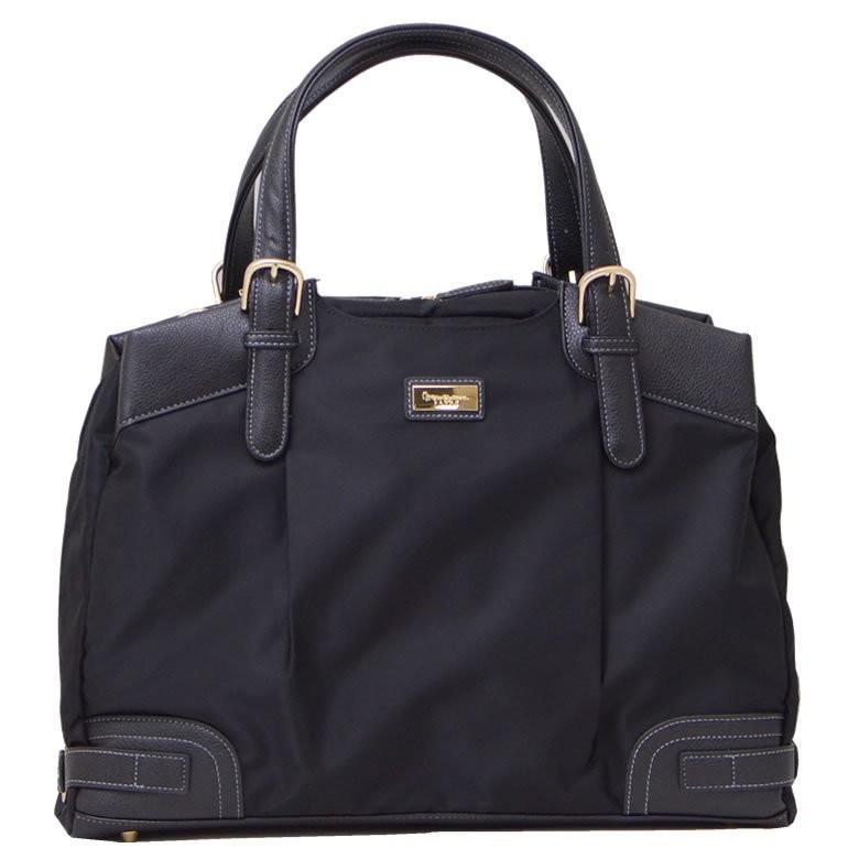 ビジネスバッグ レディース 通勤バッグ a4 b4 目々澤鞄 ボストンバッグ 出張 大容量 pc 黒 キャリーオン 買い物バッグ 母の日|sakaeshop|21