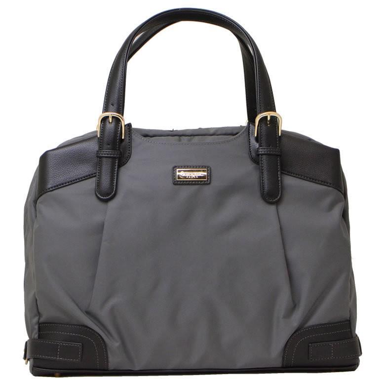 ビジネスバッグ レディース 通勤バッグ a4 b4 目々澤鞄 ボストンバッグ 出張 大容量 pc 黒 キャリーオン 買い物バッグ 母の日|sakaeshop|23