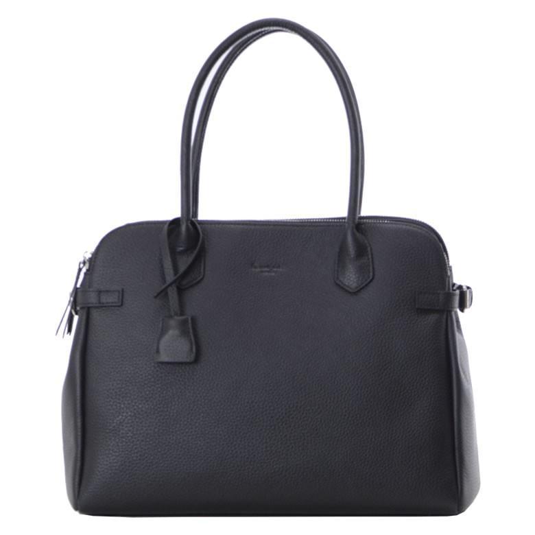 ビジネスバッグ レディース 黒 A4 トートバック 大容量 本革 おしゃれ 底鋲 ブランド 旅行バッグ 買い物バッグ sakaeshop 16