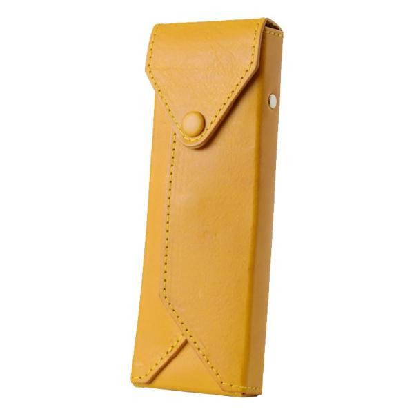 (ネコポス対応)Dakota ダコタ プルームテックケース コンパクト 2本 ブランド レザー 革 イタリアンレザー 日本製 sakaeshop 17