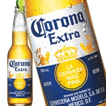 コロナ エキストラビール瓶 355ml 1ケース(24本)