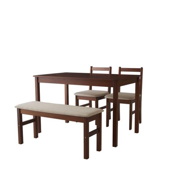 ダイニングテーブル ファミリー 4点 セット ダイニング ベンチ ナチュラル 4点セット おしゃれ 無垢 木製 天然木 Web限定 ST HS セール|sakoda|19