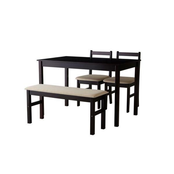 ダイニングテーブル ファミリー 4点 セット ダイニング ベンチ ナチュラル 4点セット おしゃれ 無垢 木製 天然木 Web限定 ST HS セール|sakoda|20