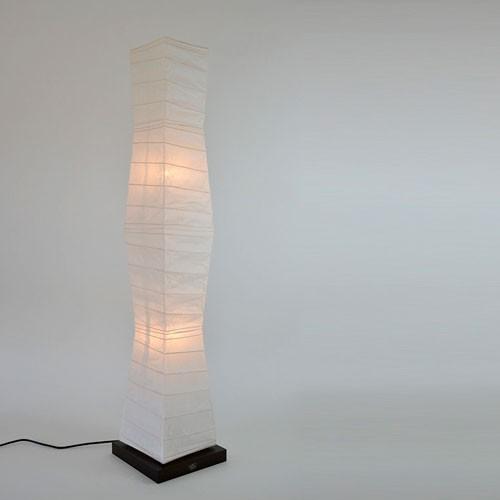 和紙照明 フロアスタンド 楮紙白
