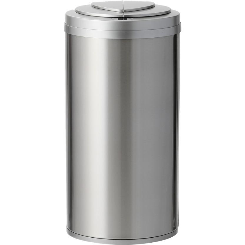 ひらけ、ゴミ箱 ジータ ゴミ箱 自動 ZitA 自動ゴミ箱 センサー ダストボックス おしゃれ リビング キッチン ステンレス ふた付き 45リットル 45l sakuradome 24