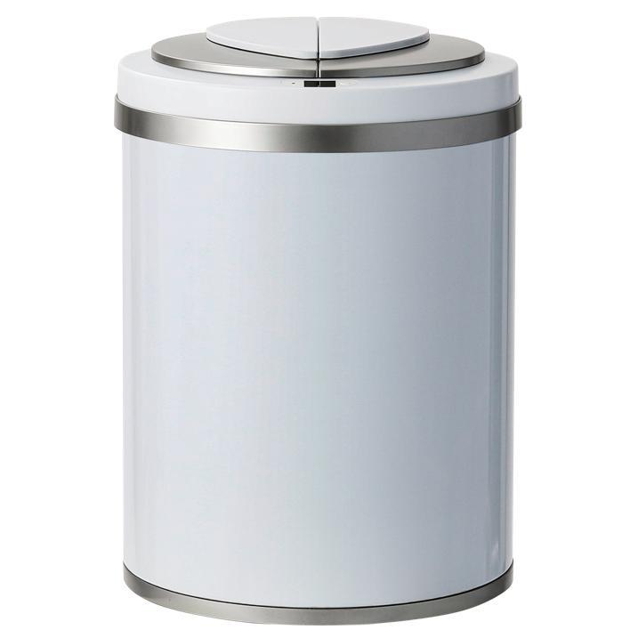 ひらけ、ゴミ箱 ジータ ミニ ゴミ箱 自動 ZitA mini 自動ゴミ箱 センサー ダストボックス おしゃれ リビング キッチン ステンレス ふた付き 30リットル 30l|sakuradome|22