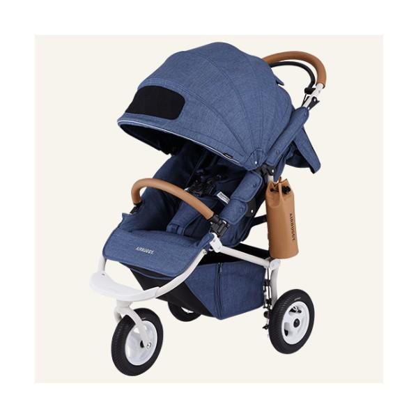 ベビーカー バギー 新生児 A型 エアバギー ココブレーキ EX フロムバース COCO BRAKE FROM BIRTH ヘッドサポート付 sakurausagi 16