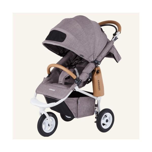 ベビーカー バギー 新生児 A型 エアバギー ココブレーキ EX フロムバース COCO BRAKE FROM BIRTH ヘッドサポート付 sakurausagi 15