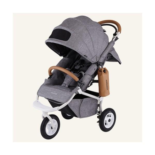 ベビーカー バギー 新生児 A型 エアバギー ココブレーキ EX フロムバース COCO BRAKE FROM BIRTH ヘッドサポート付 sakurausagi 18