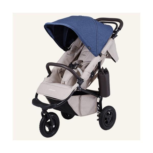ベビーカー バギー 新生児 A型 エアバギー ココプレミア フロムバース COCO PREMIER FROM BIRTH ヘッドサポート付|sakurausagi|15