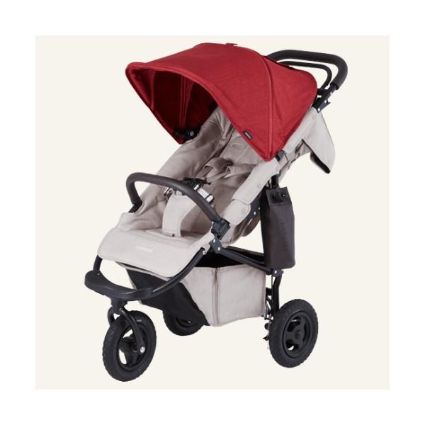 ベビーカー バギー 新生児 A型 エアバギー ココプレミア フロムバース COCO PREMIER FROM BIRTH ヘッドサポート付|sakurausagi|14