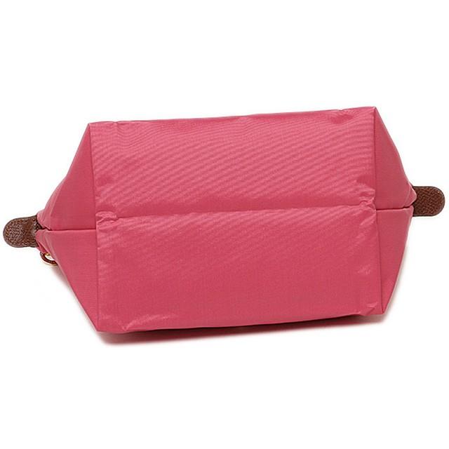 ロンシャン LONGCHAMP ル・プリアージュ ハンドバッグ トートバッグ 折りたたみ式ミニサイズハンドバッグ 1621 089 610 ピンク系/MALABAR