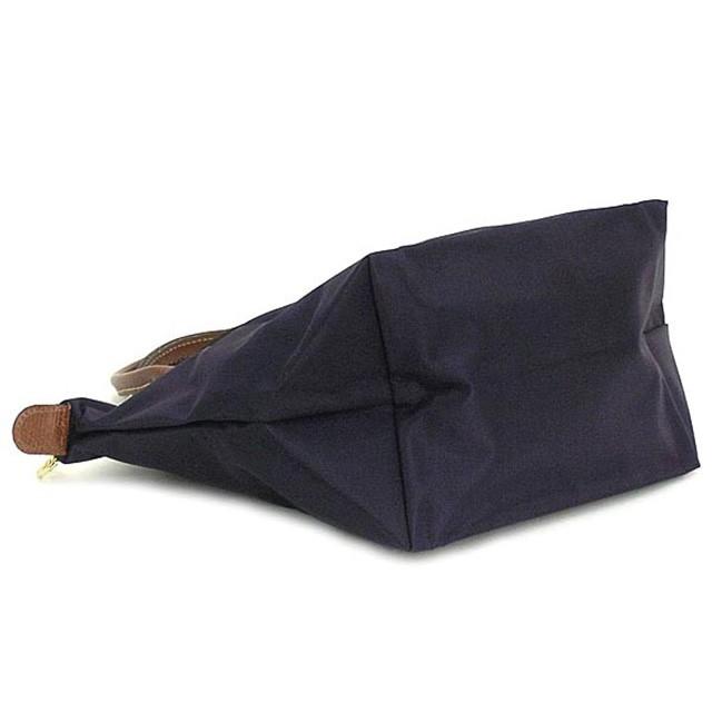 ロンシャン LONGCHAMP ル・プリアージュ ハンドバッグ トートバッグ 折りたたみ式ミニサイズハンドバッグ 1621 089 645 ダークパープル/BILBERRY