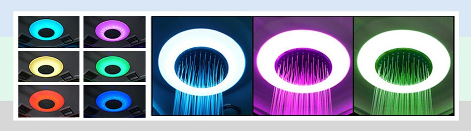 シャワールーム、シャワーユニット、シャワーブース、浴槽、シャワーを浴びる、リラックス、疲れを取る、シャワーヘッド、シャワールーム設置、ショールーム 天井照明 天井LEDライト 多色シャワー 7色で輝きます