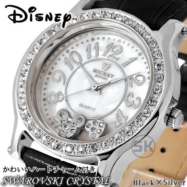 ミッキーマウス 腕時計 ミッキー レディース グッズ ブランド ディズニー 本牛革 ベルト 革ベルト おしゃれ 日常生活 防水|salon-de-kobe|16