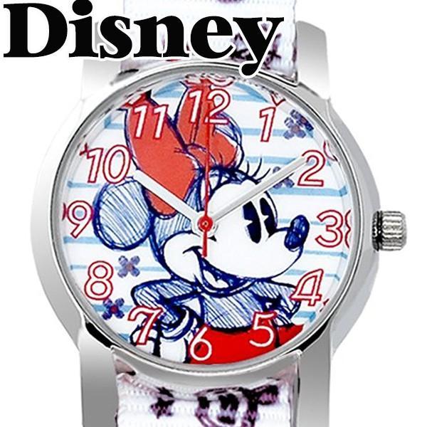 ディズニー 腕時計 NATO ベルト ミッキー ミニー ステンレス 裏蓋 ベルト キッズ 大人ディズニー 時計 disney_y|salon-de-kobe|09