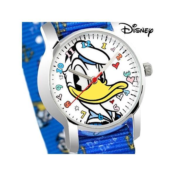 ディズニー 腕時計 NATOベルト式 ドナルド ダック グッズ デイジー ダック Disney ディズニー disney_y|salon-de-kobe|11