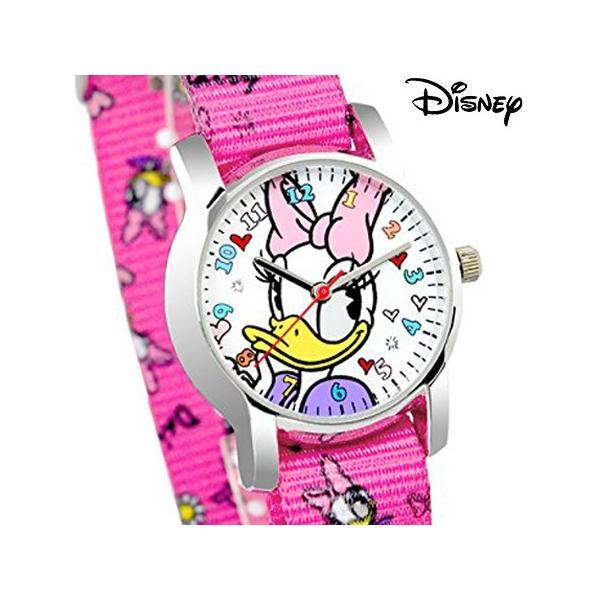 ディズニー 腕時計 NATOベルト式 ドナルド ダック グッズ デイジー ダック Disney ディズニー disney_y|salon-de-kobe|12