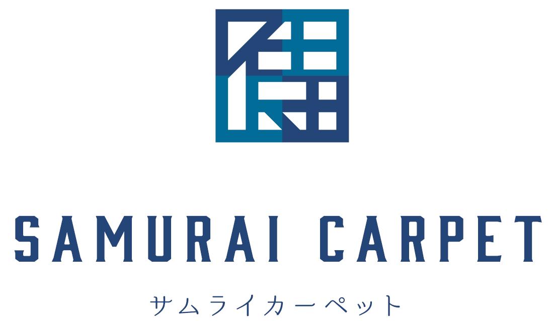 サムライカーペット ロゴ