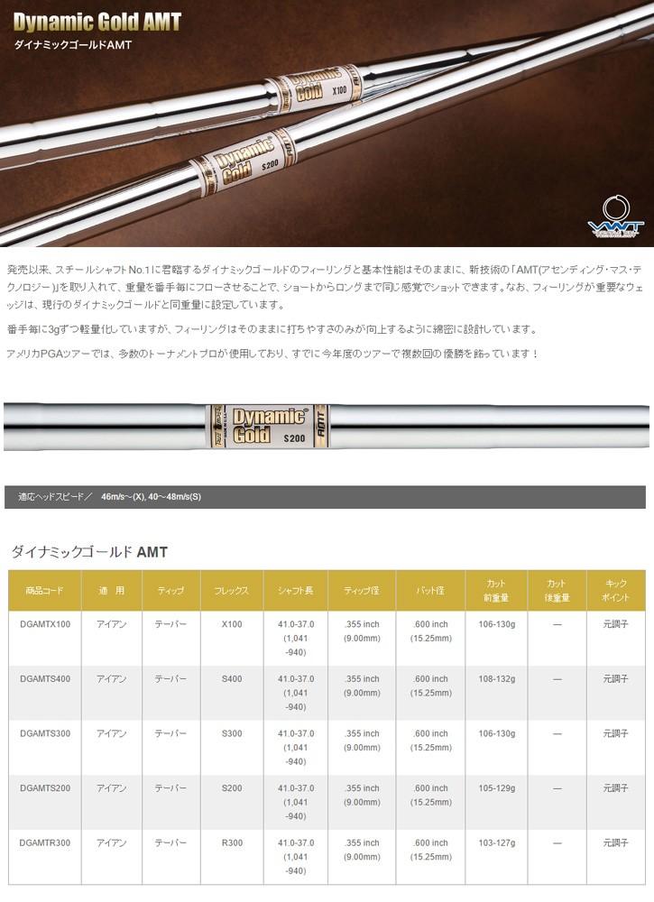 トゥルーテンパー Dynamic Gold AMT (ダイナミックゴールドAMT)