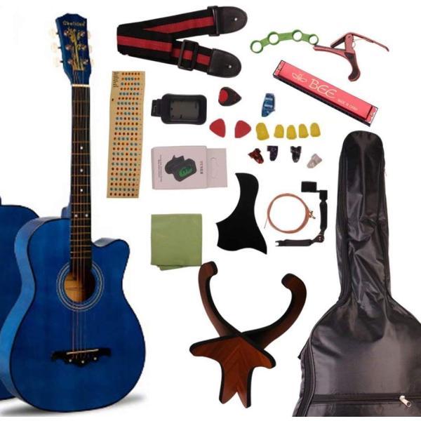 アコースティックギター初心者セット アコースティック 初心者 16点 セット 気軽に入門 9色|sanada-store|12