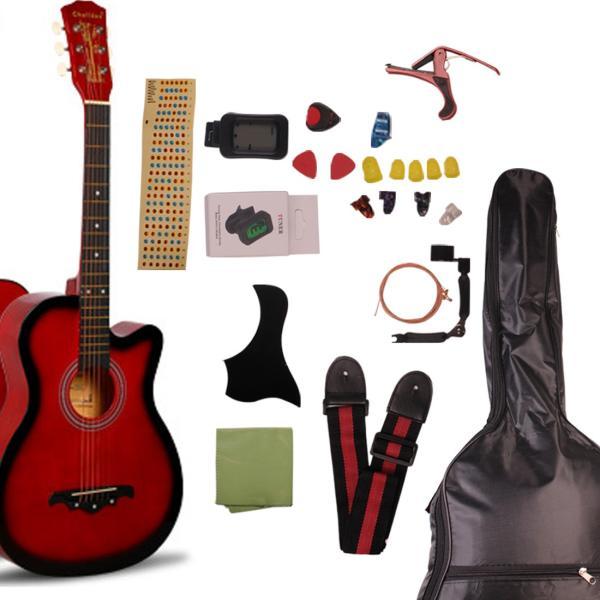 アコースティックギター初心者セット アコースティック 初心者 16点 セット 気軽に入門 9色|sanada-store|14