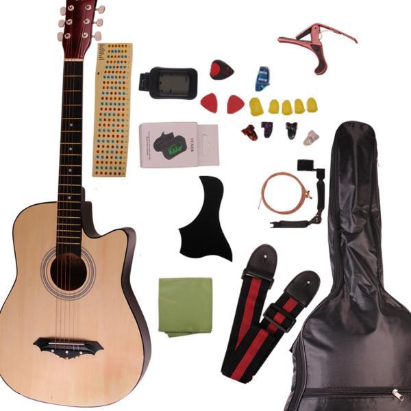 アコースティックギター初心者セット アコースティック 初心者 16点 セット 気軽に入門 9色|sanada-store|15