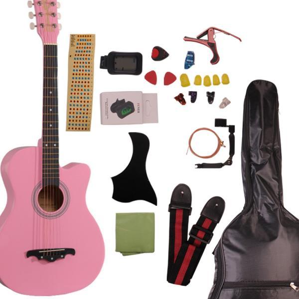アコースティックギター初心者セット アコースティック 初心者 16点 セット 気軽に入門 9色|sanada-store|09