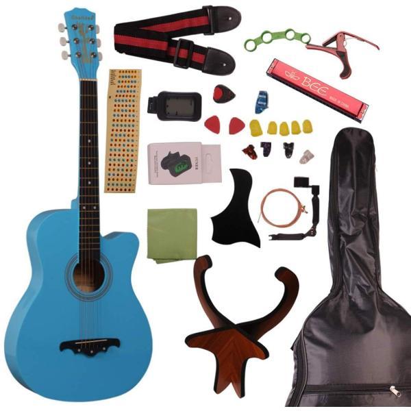 アコースティックギター初心者セット アコースティック 初心者 16点 セット 気軽に入門 9色|sanada-store|08