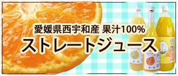 愛媛県西宇和産果汁100%ストレートジュース