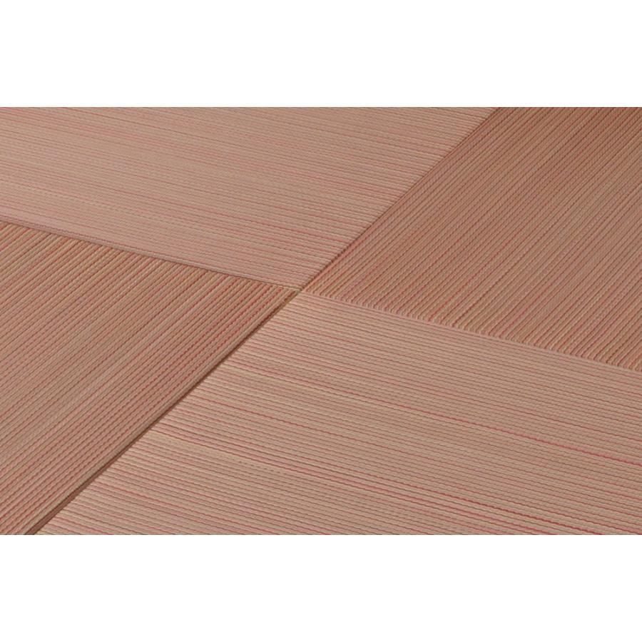 置き畳 ユニット畳 い草 おしゃれ フローリング 畳 正方形 軽量 和風 約65×65 cm カラフル  サイズ 滑り止め すべり止め 和室 安い 一人暮らし 新生活 sancota 12