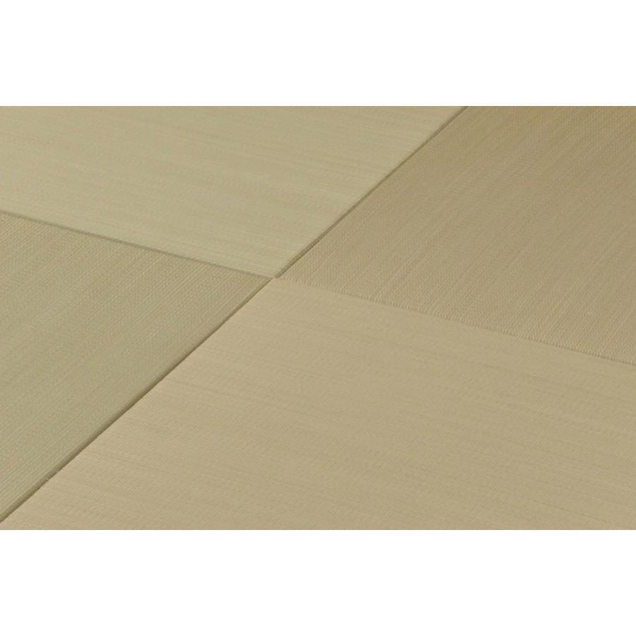 置き畳 ユニット畳 い草 おしゃれ フローリング 畳 正方形 軽量 和風 約65×65 cm カラフル  サイズ 滑り止め すべり止め 和室 安い 一人暮らし 新生活 sancota 17