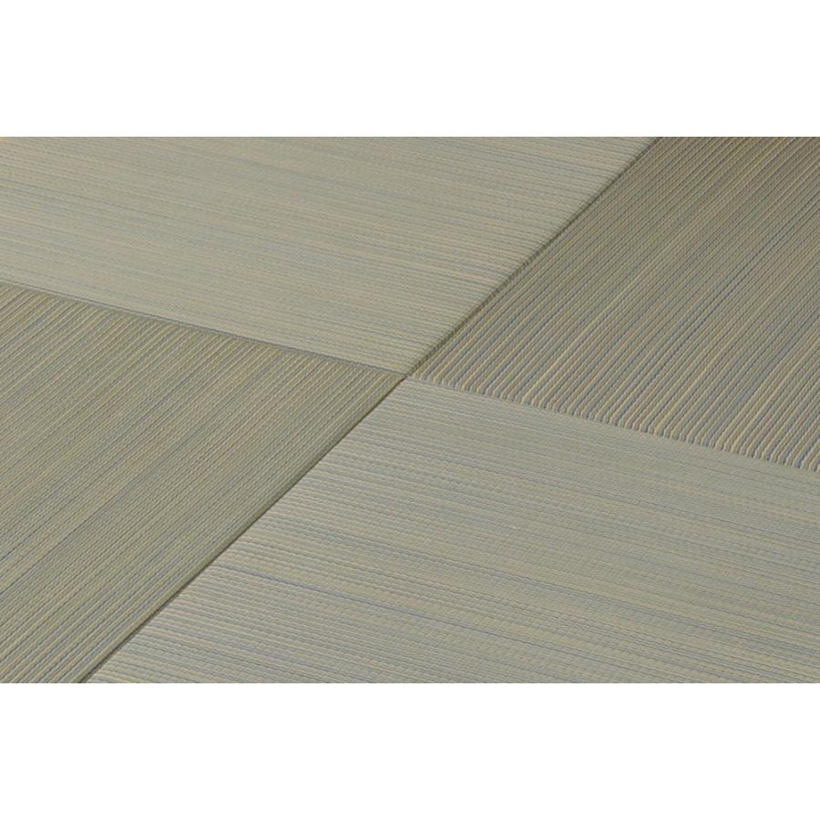 置き畳 ユニット畳 い草 おしゃれ フローリング 畳 正方形 軽量 和風 約65×65 cm カラフル  サイズ 滑り止め すべり止め 和室 安い 一人暮らし 新生活 sancota 15