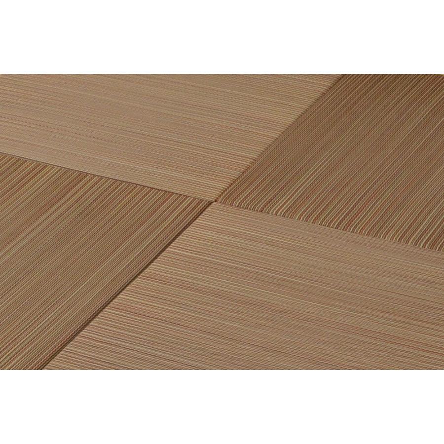 置き畳 ユニット畳 い草 おしゃれ フローリング 畳 正方形 軽量 和風 約65×65 cm カラフル  サイズ 滑り止め すべり止め 和室 安い 一人暮らし 新生活 sancota 13