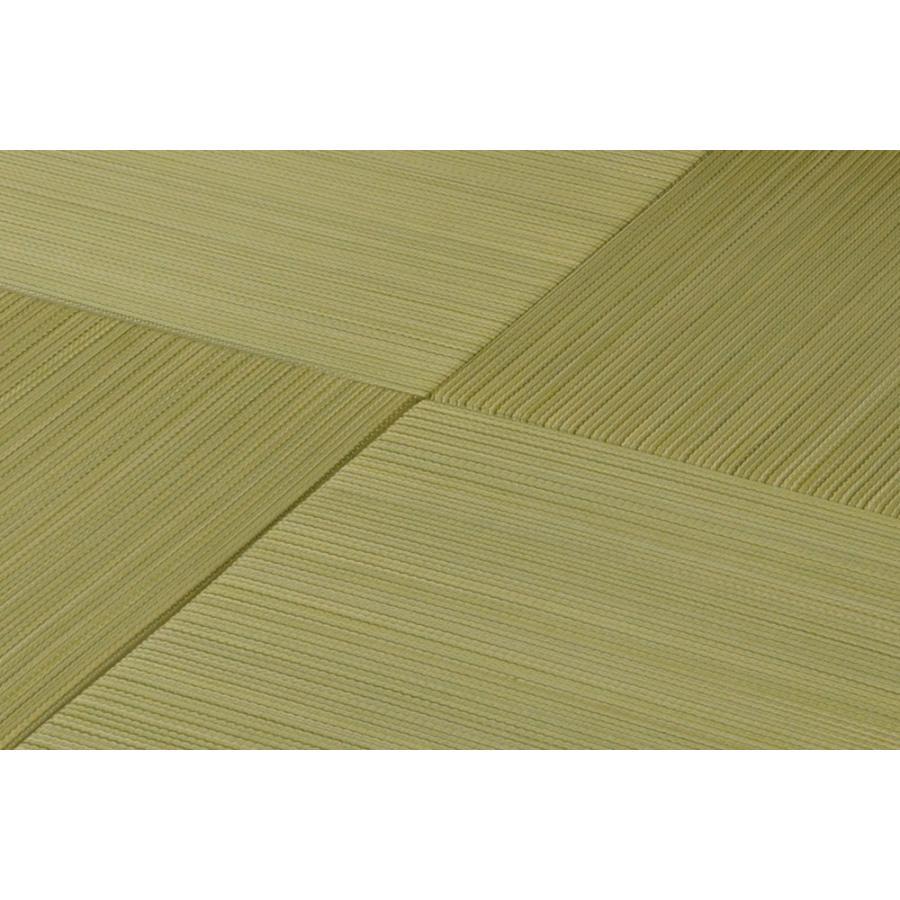 置き畳 ユニット畳 い草 おしゃれ フローリング 畳 正方形 軽量 和風 約65×65 cm カラフル  サイズ 滑り止め すべり止め 和室 安い 一人暮らし 新生活 sancota 16