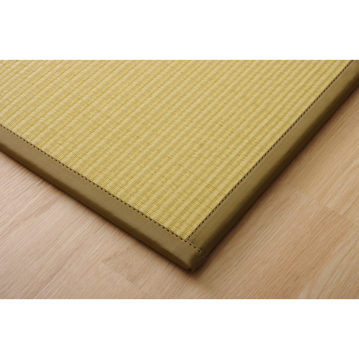 畳マット  置き畳 ユニット畳 6枚セット 約67×67 cm 3畳 PP ポリプロピレン 樹脂 い草 風 おしゃれ 国産 フローリング 畳 正方形 軽量 北欧 滑り止め 安い|sancota|19