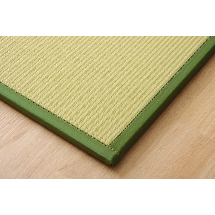 畳マット  置き畳 ユニット畳 6枚セット 約67×67 cm 3畳 PP ポリプロピレン 樹脂 い草 風 おしゃれ 国産 フローリング 畳 正方形 軽量 北欧 滑り止め 安い|sancota|22