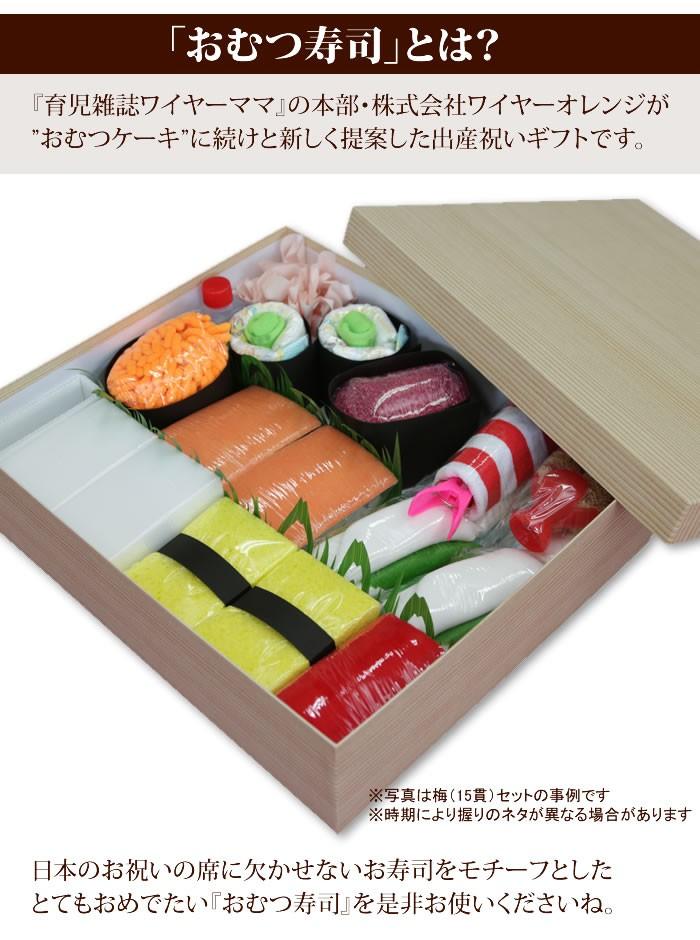 おむつ寿司とは?