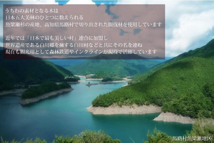 魚梁瀬景観
