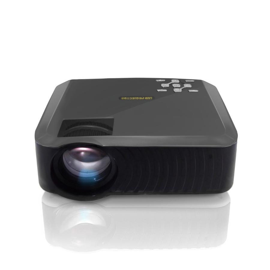 プロジェクター 小型 本体 家庭用 ビジネス モバイル 安い 高画質 3300ルーメン 自動台形補正 スマホ iPhone PC HDMI FunLogy HOME|sandlot-books|23