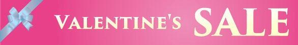 バレンタインSALE