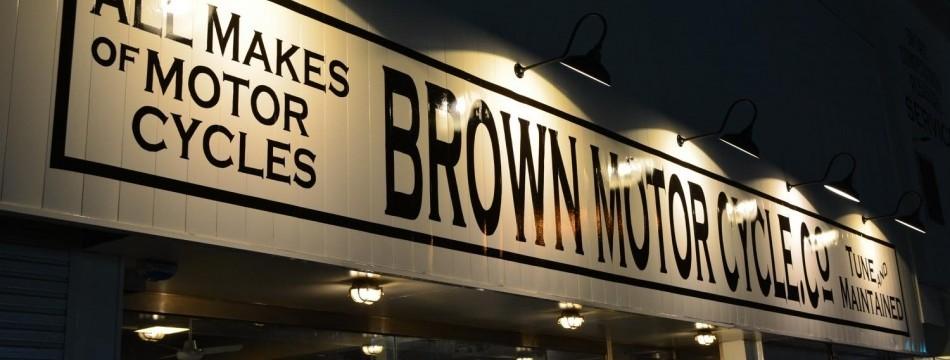 BROWN ONLINESHOP